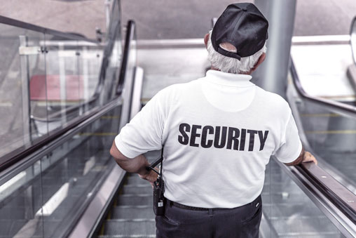 Security Officers or CCTV; Which is more effective?